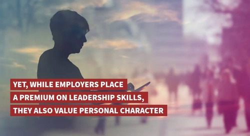 CISO Skills Gap Report promo video