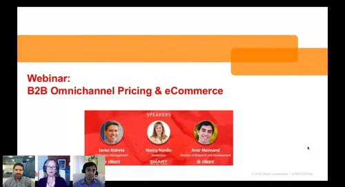 How to Achieve Omnichannel Pricing with B2B eCommerce