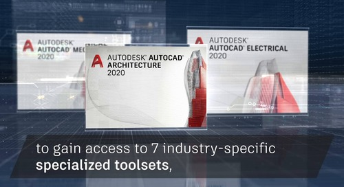 AutoCAD 2020 Subscription Value