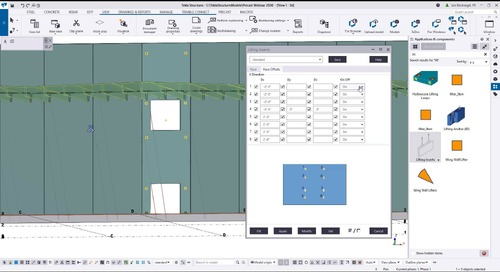 Leveraging the Power of BIM for Precast Concrete: Model, Fabricate, Erect