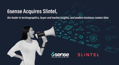 6sense Acquires Slintel: A Fire(less) side Chat