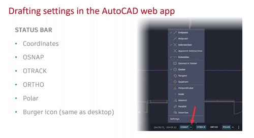 [Webinar] Seamless workflows using the AutoCAD web app