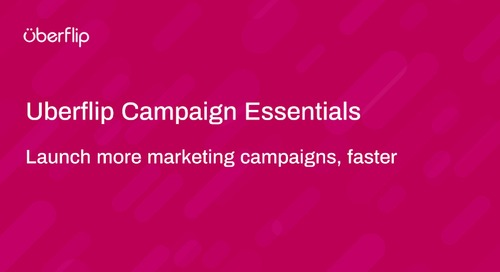 Introducing Uberflip Campaign Essentials