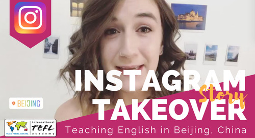 Day in the Life Teaching English in Beijing, China with Courtney Bailey