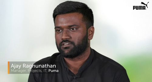 Puma Leaps to Reduce Manual Processes with Automation Anywhere's RPA