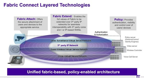 Demystifying Fabric Networking