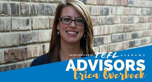 International TEFL Academy Advisor - Erica Overbeek