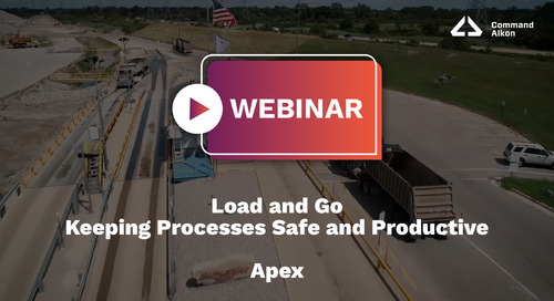 Apex Webinar | Load & Go: Keeping Processes Safe & Productive