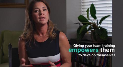 Invest in your SDR / BDR's career: Sydney Sloan, CMO of Salesloft