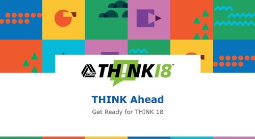THINK Ahead: Prepare for THINK - External Webinar