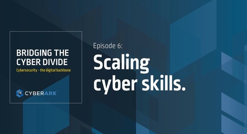 Bridging the Cyber Divide: Episode 6 - Scaling Cyber Skills