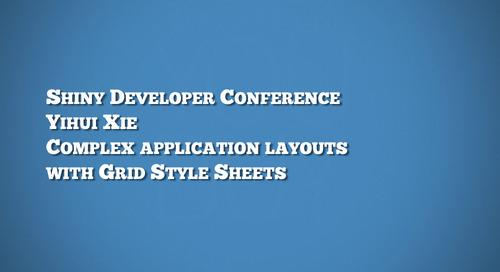 Grid Style Sheets - Yihui Xie