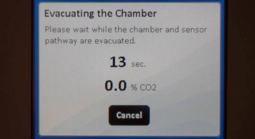 CO2 Incubator Calibration Video
