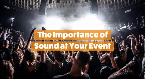 The Importance of Sound at Your Event