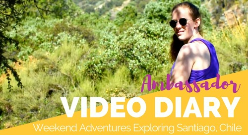 Weekend Adventures Exploring Santiago, Chile - TEFL Ambassador