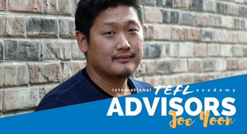 International TEFL Academy Advisor - Joe Yoon