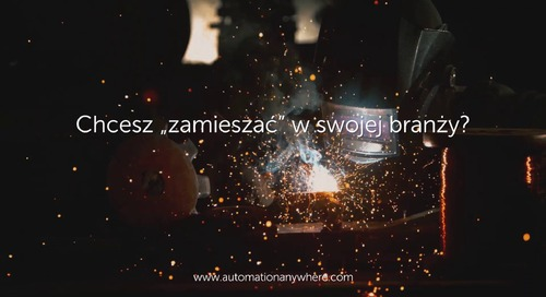 Reimagine Possible. Add Automation._pl-PL