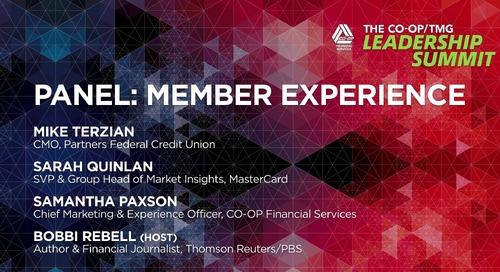 Member Experience Panel - CO-OP Leadership Summit