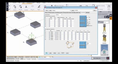 Truly Constructible Rebar Modeling & Detailing with Tekla Structures