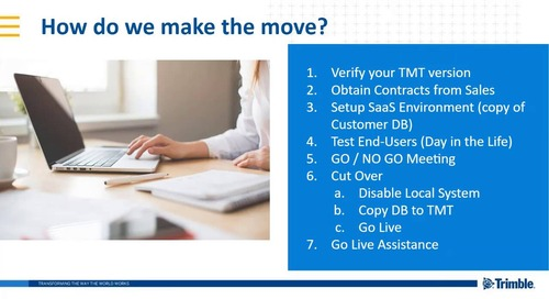 The Whys and Ways of Moving TMT to the Cloud [Webinar]