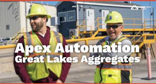Apex Automation | Great Lakes Aggregates