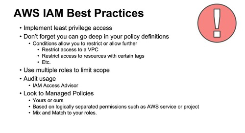 Mastering AWS IAM: Using Automation to Secure Access