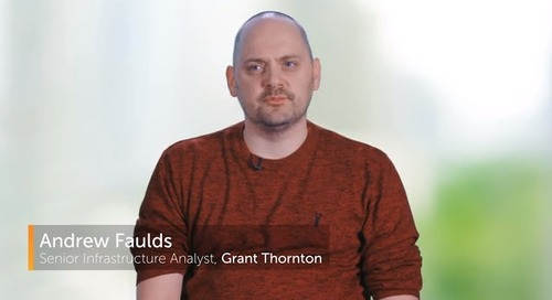 Automation enables Grant Thornton to free up their staff to add more value for their clients