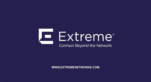 Brocade SRA All Hands with Extreme Networks Leadership (Remote)