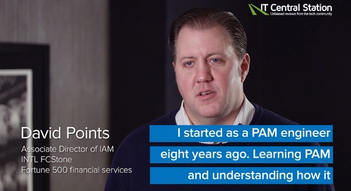 From PAM engineer to Director of IAM
