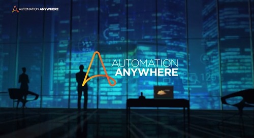 Automation Anywhere Corporate Overview