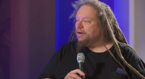 Jaron Lanier - THINK 18 Studio