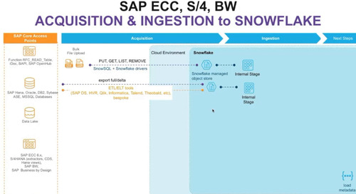 SAP to Snowflake: Extracting Data