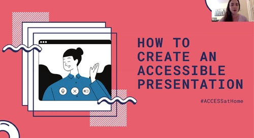 How to Build an Accessible Presentation