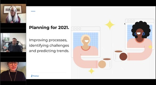 Data-Driven Financial Planning for 2021