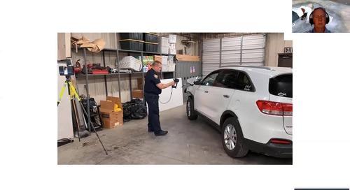 Utilização de scanners 3D portáteis para documentação de cenas de crime e acidentes [webinar]