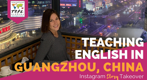 Day in the Life Teaching English in Guangzhou, China with Kaylee Spencer