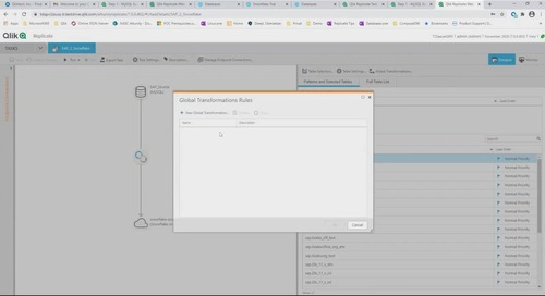 Replicate SAP Data to Snowflake with Qlik