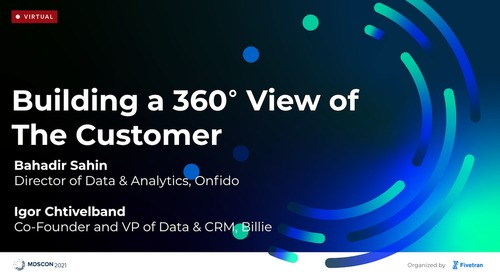 How to Grow Revenue with a 360-Degree Customer View