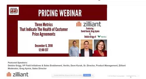 Three Metrics That Indicate The Health of Customer Price Agreements