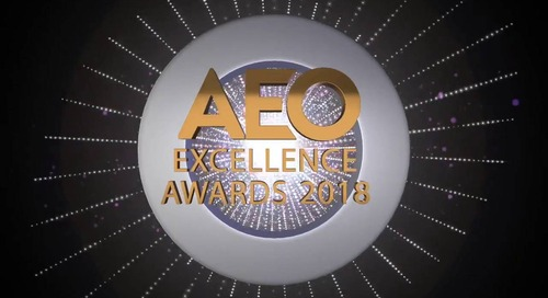 AEO Awards 2018 - Innovation Award - Visit and Poken by GES