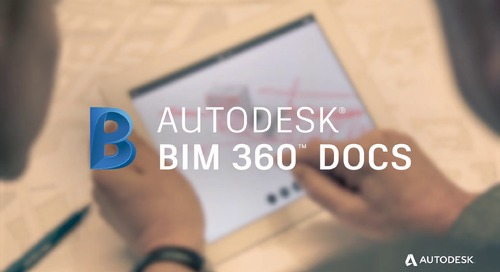BIM 360 Docs - Construction Drawings and Document Management Software