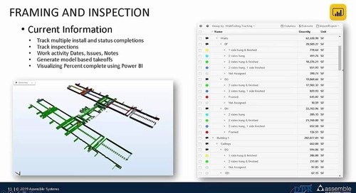 Webinar: DPR Construction Uses Assemble for Prefab, Status Tracking, Inventory Management and Cost Control on the Job Site