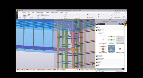 Webinar on The Ultimate Model-based Rebar Detailing Experience