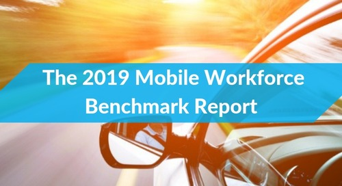 2019 Mobile Workforce Benchmark Report Video