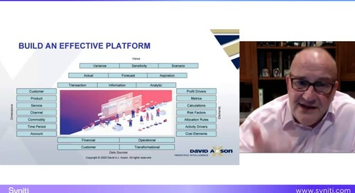 Mastering SAP Webinar - David Axson