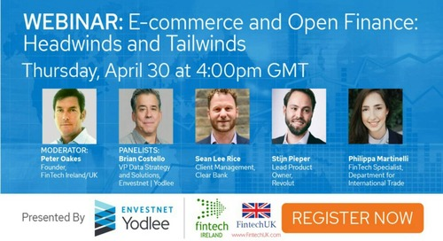 On-Demand Webinar: E-Commerce and Open Banking: Headwinds and Tailwinds