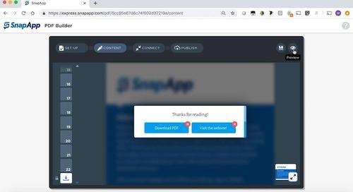 Interactive PDF Editor