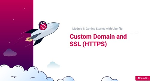 1.3 The Custom Domain and SSL for your Hub