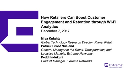 How Retailers Can Boost Customer Engagement and Retention through Wi-Fi Analytics
