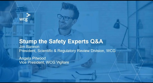Stump the Safety Experts Q&A